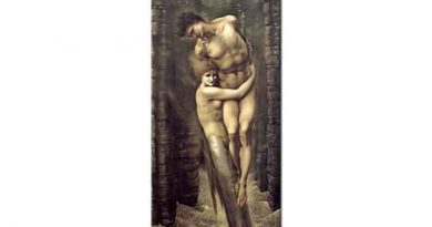 Edward Burne Jones Denizin Dibi