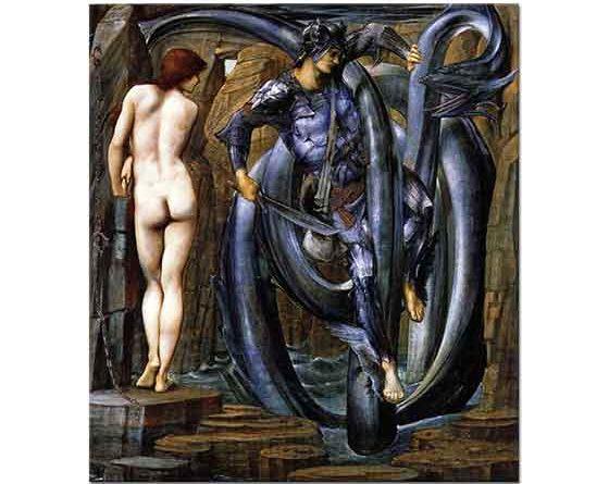 Edward Burne Jones Kaderin Sonu