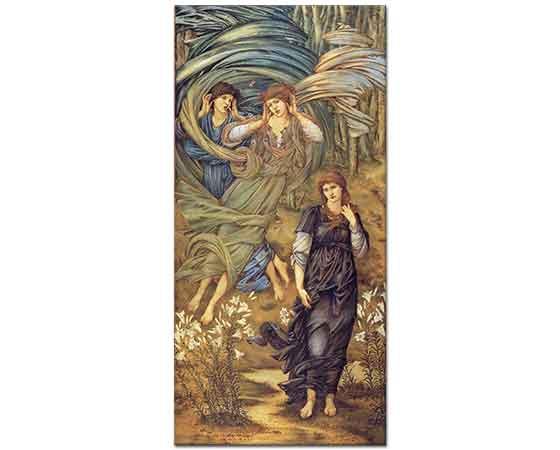 Edward Burne Jones Lübnan'lı Gelin