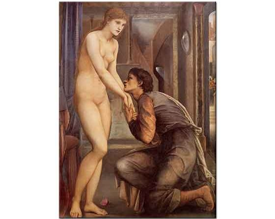 Edward Burne Jones Tazim