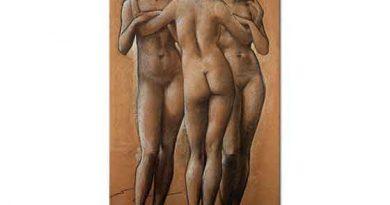 Edward Burne Jones Üç Güzeller