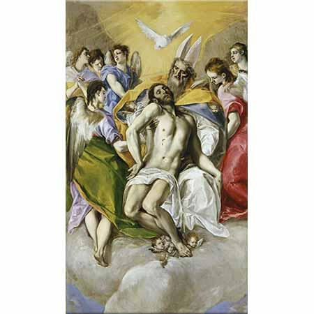 El Greco Kutsal Üçlü