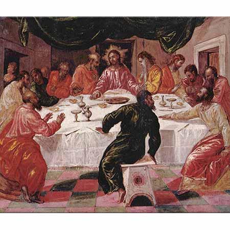 El Greco Son Akşam Yemeği