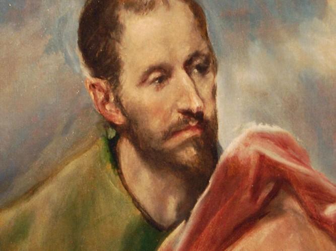 El Greco Portre Etüdü