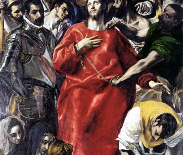 El Greco Tutuklanış