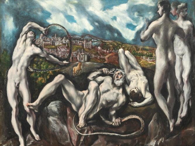 El Greco Laokon ve Oğulları