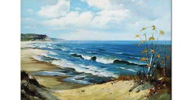 Elçi Erdiren Şile Kıyısından