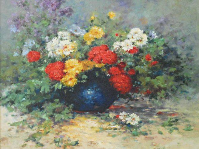 Elçi Erdiren Çiçek Demeti tablosu
