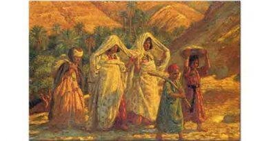 Etienne Dinet Arap Kadınlar ve Çocuklar