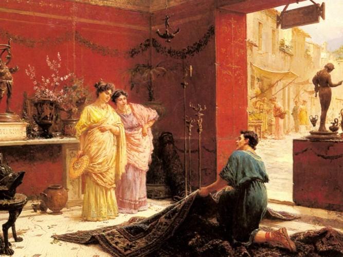 Ettore Forti Eşya Satımı tablosu