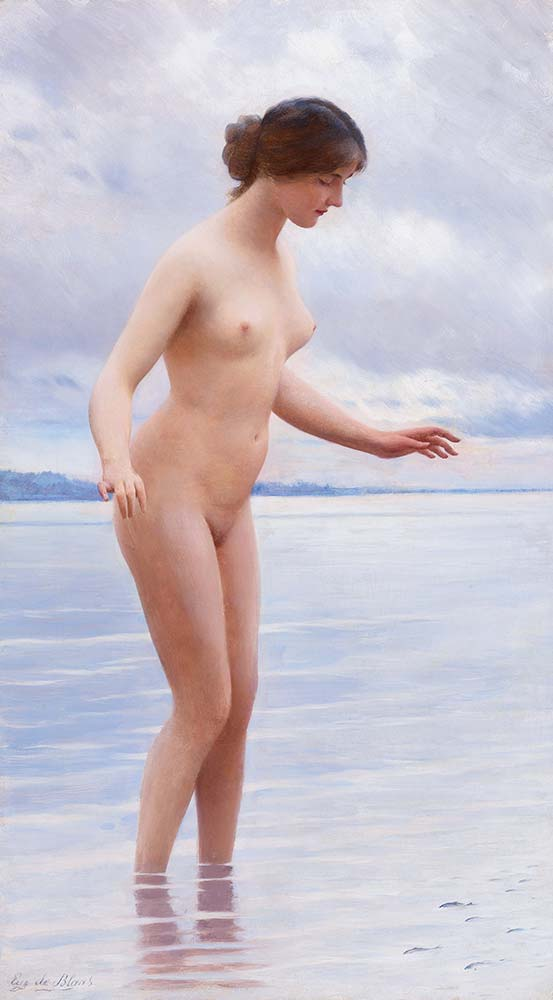 Eugene de Blaas Denizde