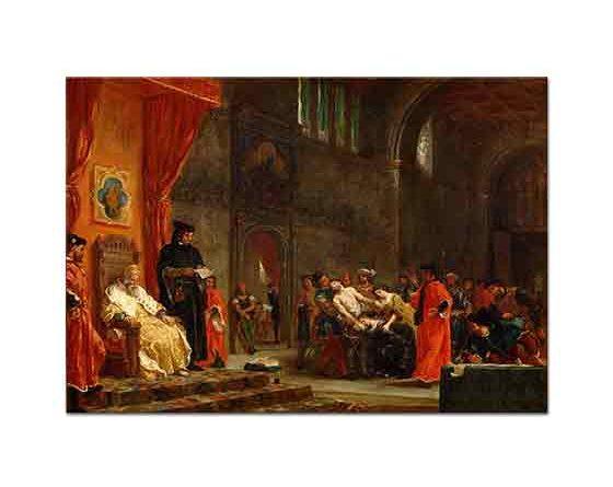 Eugene Delacroix iki Tutuklu