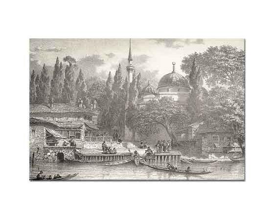 Eugene Napoleon Flandin Beşiktaş İskelesi