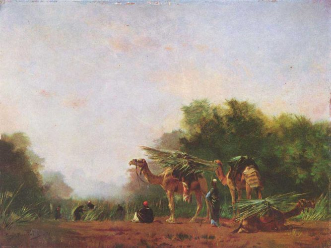 Eugene Fromentin Araplar