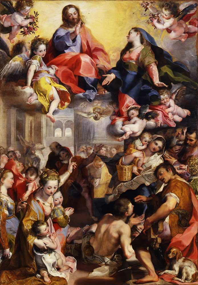 Federico Barocci Madonna