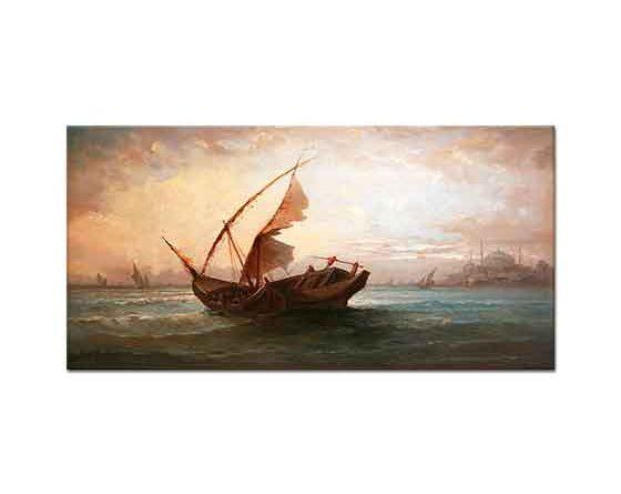 Ferdinand Bonheur Marmara Denizi