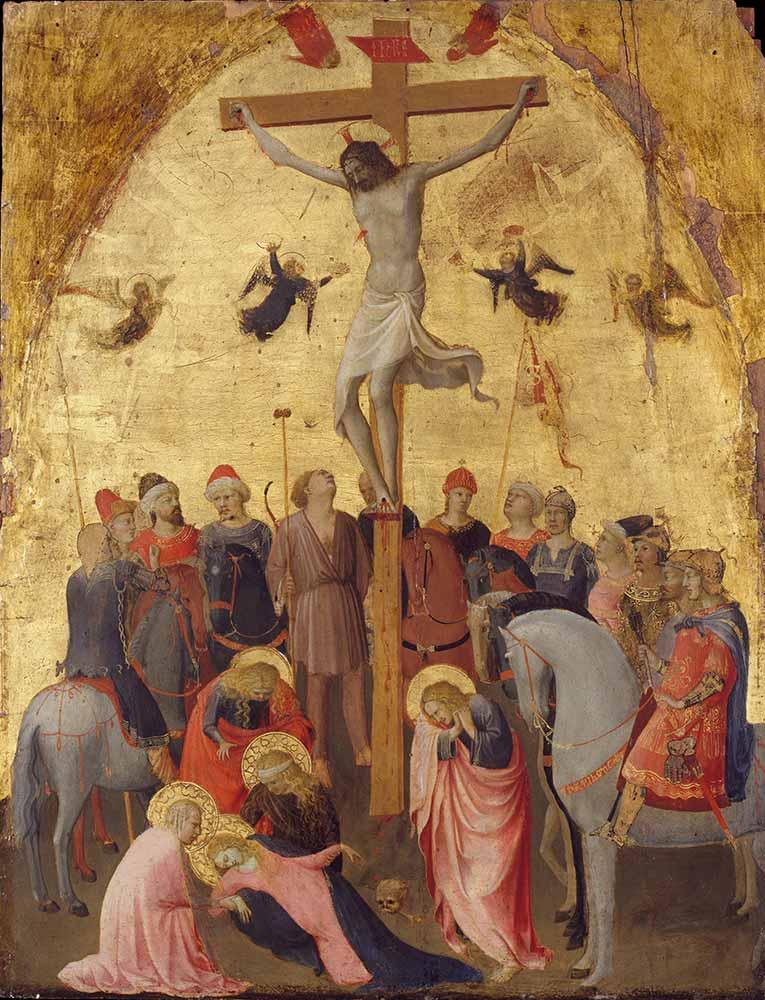 Fra Angelico Çarmıha Geriliş
