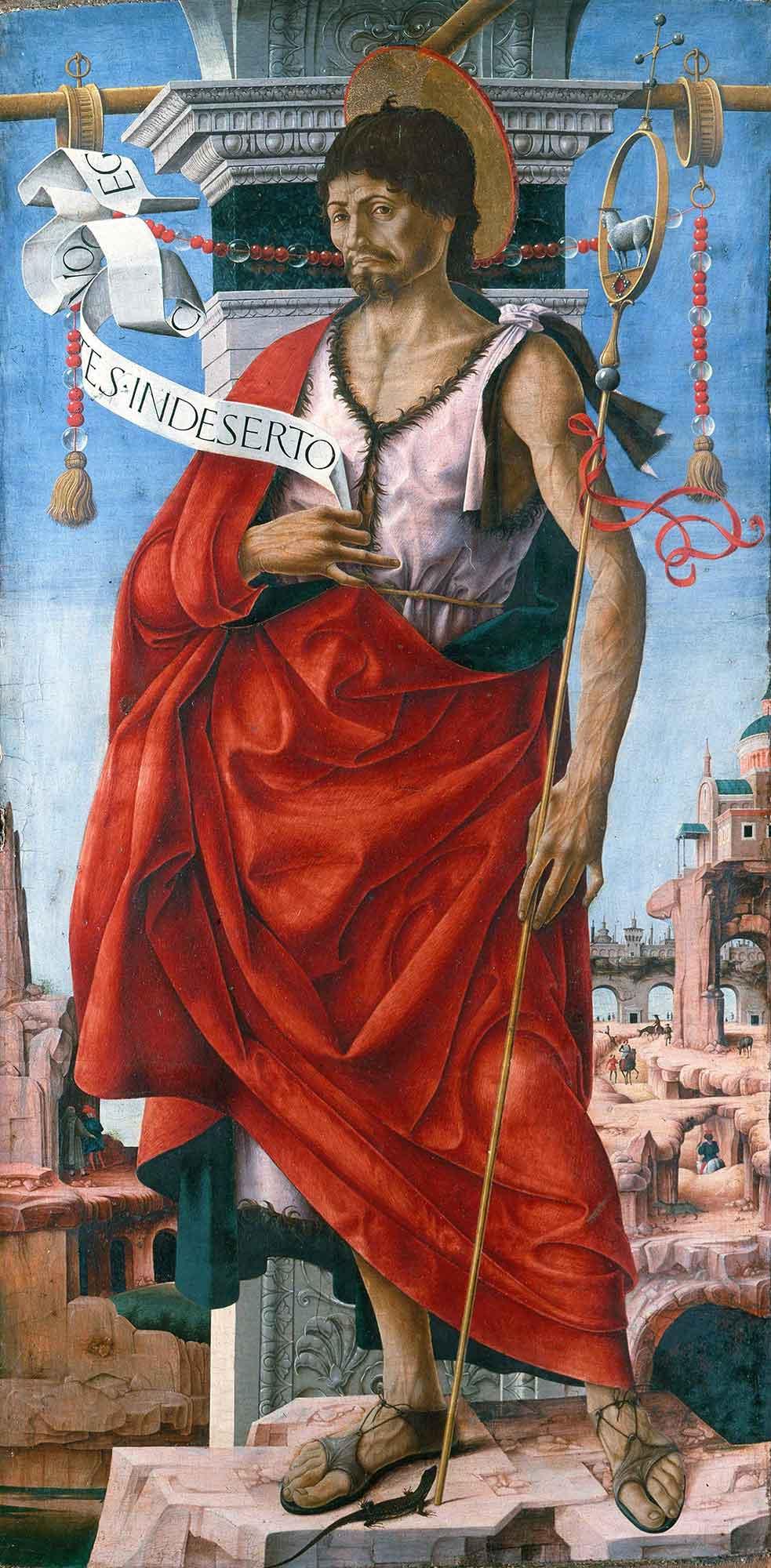 Francesco del Cossa Aziz Johannes