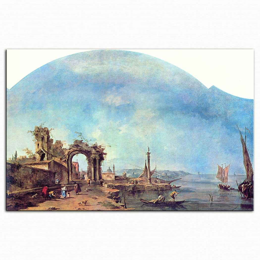 Francesco Guardi Venedik