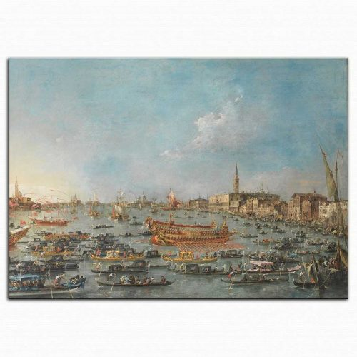 Francesco Guardi Venedik'te Festival