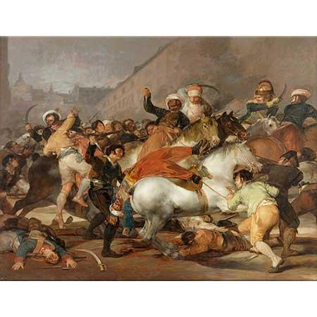 Francisco Goya 1808 Ayaklanması