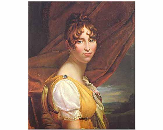 François Gerard Kraliçe Hortense