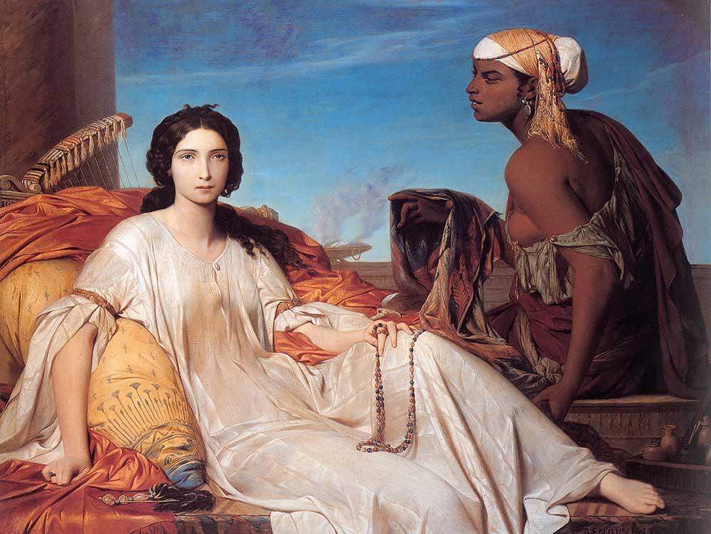 Francois Leon Benouville Esther
