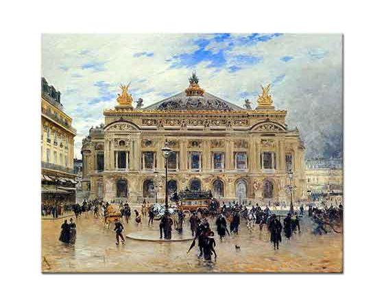 Frank Myers Boggs Büyük Opera Binası