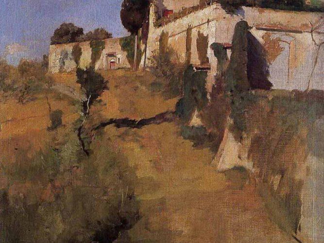 Frank Duveneck Villa Castellani Belloguardo
