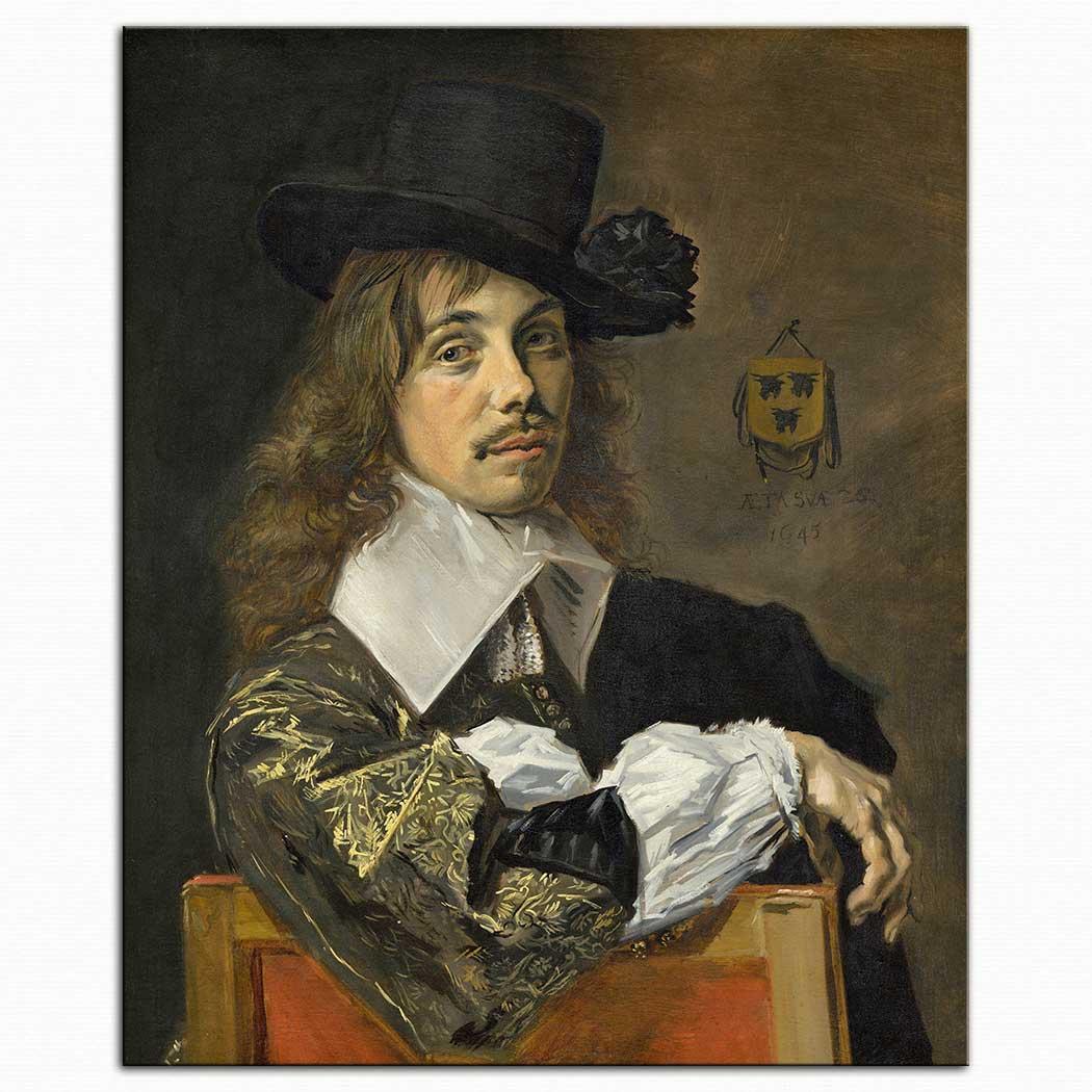 Frans Hals Balthasar Coymans