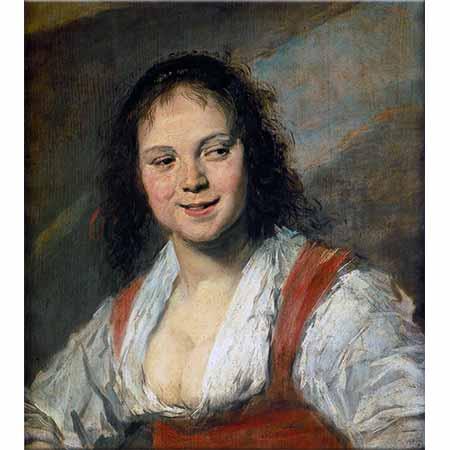 Frans Hals Çingene Kız