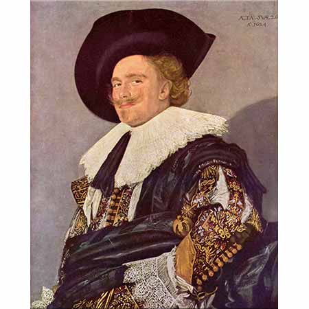 Frans Hals Gülen Şövalye
