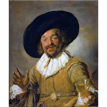 Frans Hals Neşeli İçkici