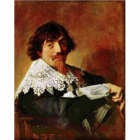 Frans Hals Nicolaes Hasselaer
