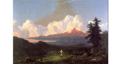 Frederic Edwin Church Cole Anısına