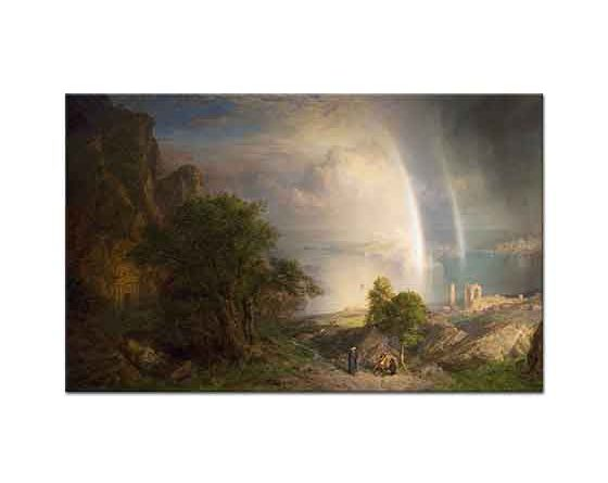 Frederic Edwin Church Ege Denizi