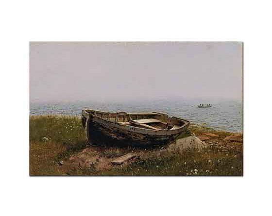 Frederic Edwin Church Yaşlı Kayık