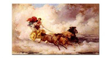 Frederick Arthur Bridgman Apollon Sirene'yi Kaçırırken