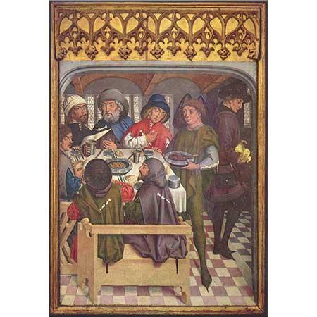 Friedrich Herlin Hacıların Yemeği