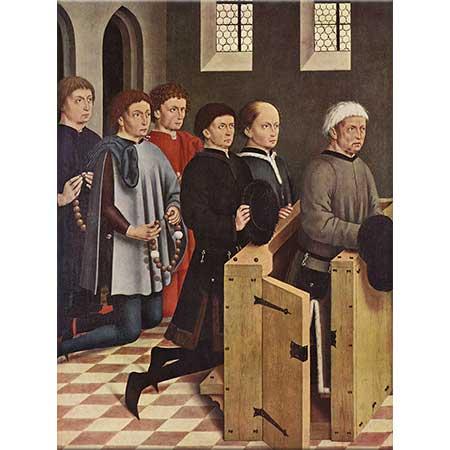 Friedrich Herlin Yazıcı Yakup ve Çocukları