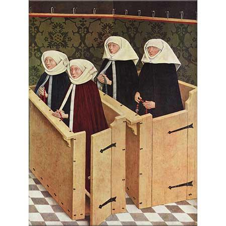 Friedrich Herlin Yazıcı Yakup'un Kızları