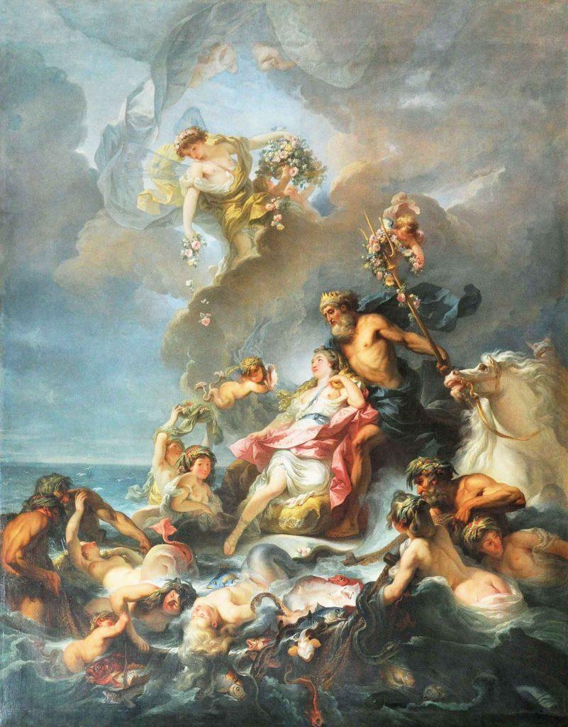 Gabriel François Doyen Amfitrite'nin Zaferi