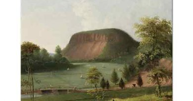 George Henry Durrie, East Rock New Haven