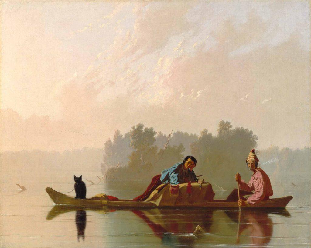 George Caleb Bingham Mantar Avcıları