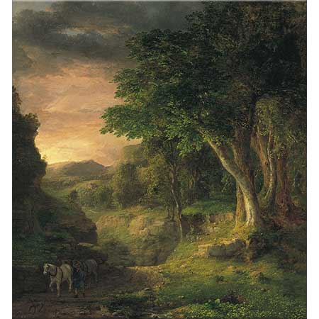 George Inness Berkshire