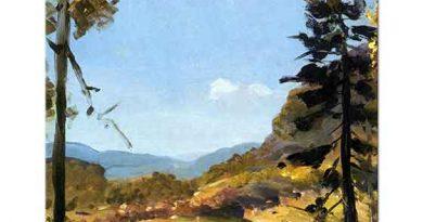 George Wesley Bellows Catskill Dağları
