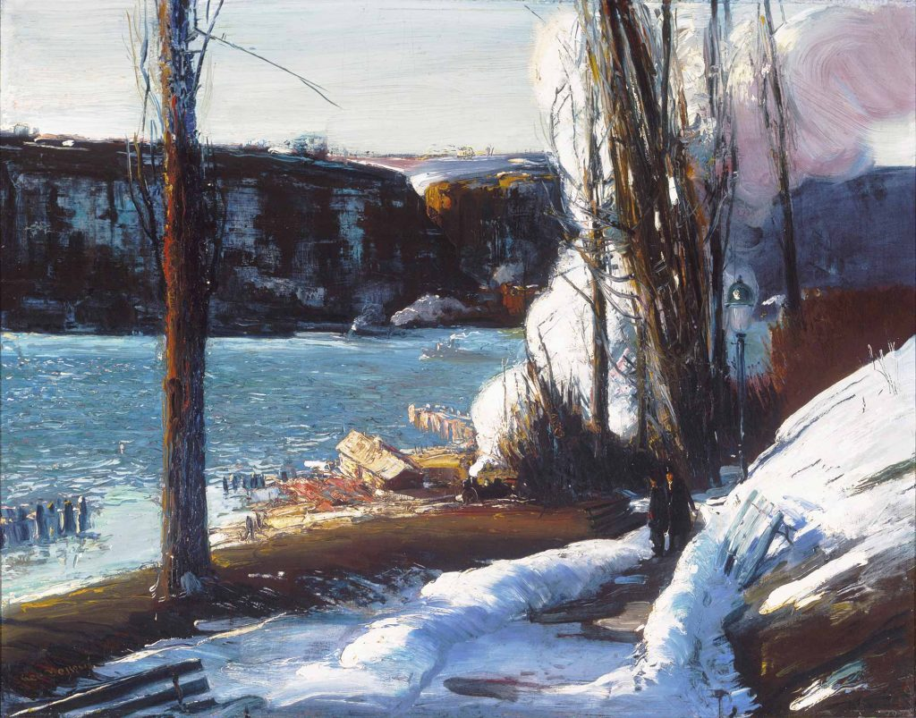 George Wesley Bellows Çit