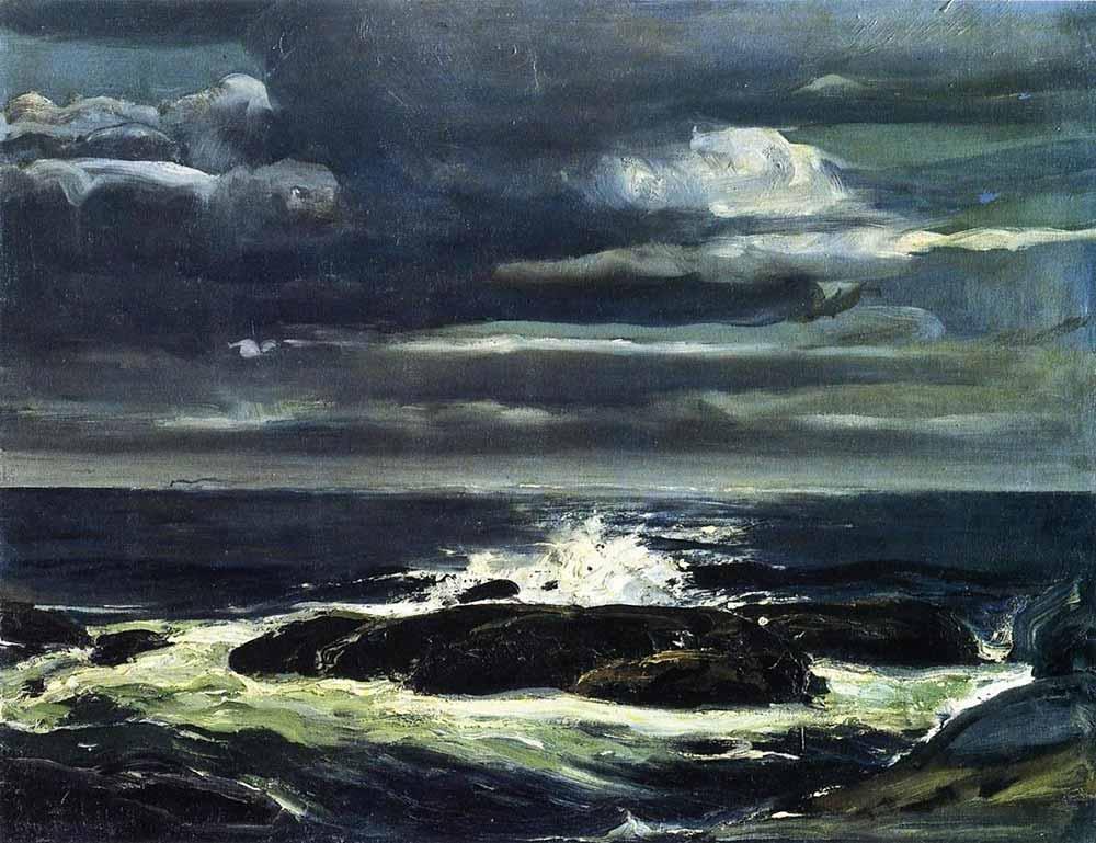 George Wesley Bellows Deniz