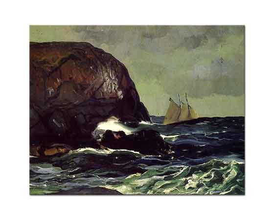 George Wesley Bellows Denizde Yenilgi