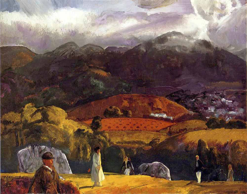 George Wesley Bellows Golf Sahası